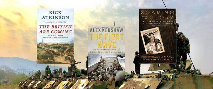 military history book giveaway