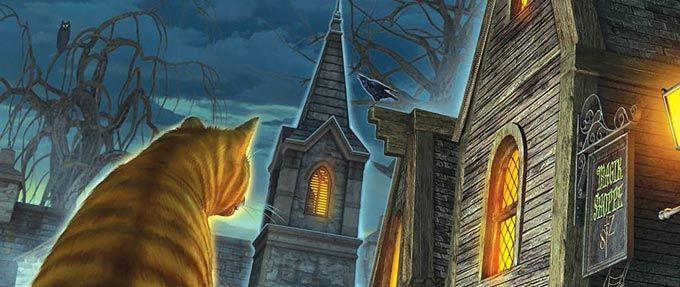 halloween cozy mysteries