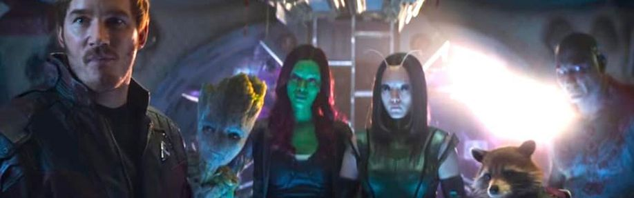 space opera books like Guardians of the Galaxy