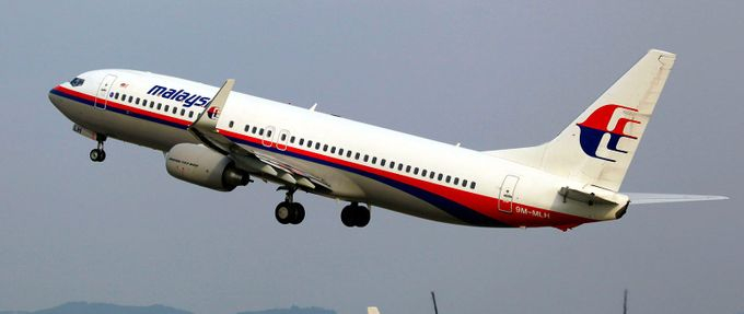 disappearance of malaysia air flight 370