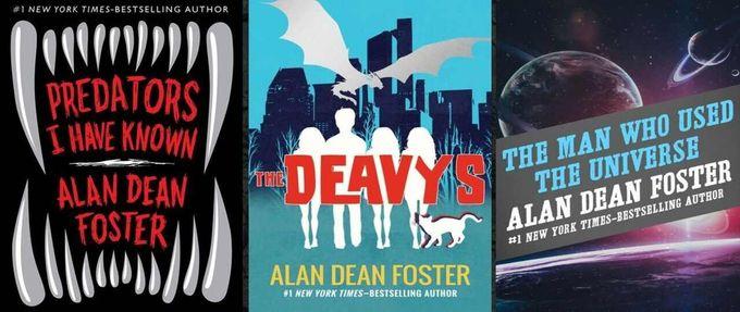 alan dean foster covers