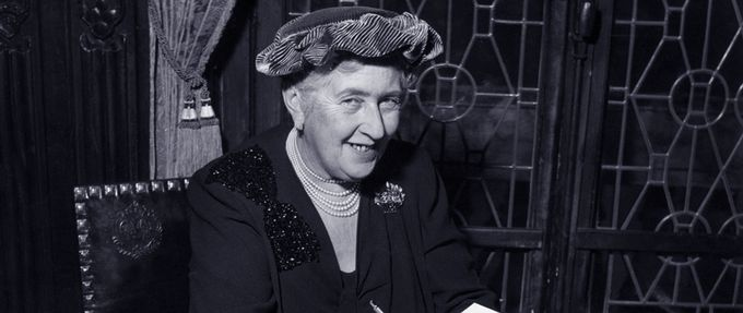agatha christie authors