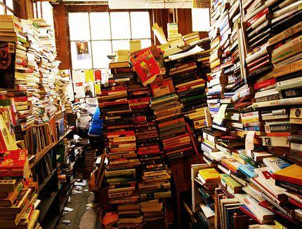 Image result for book hoarder images