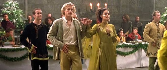 a knight's tale, a historical romance movie