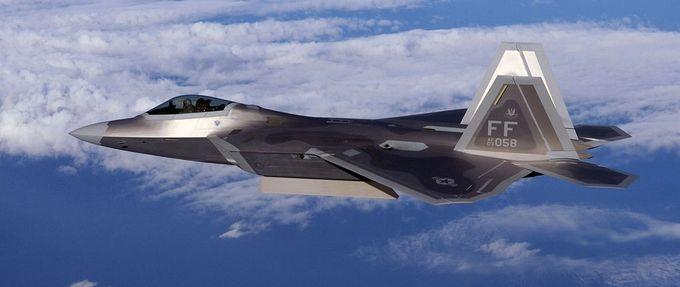f22 pilot iranian air force