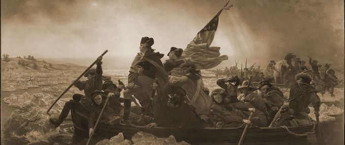 ghosts revolutionary war