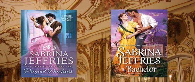 Sabrina Jeffries Duke Dynasty