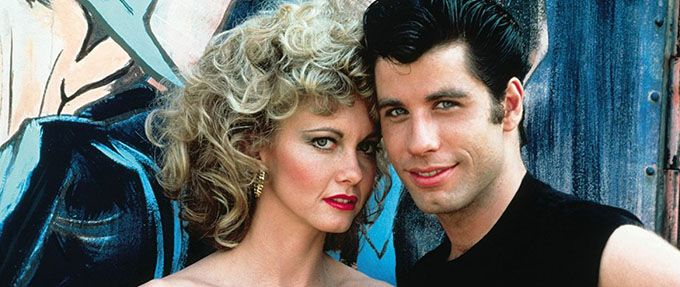 grease, one of the new romance movies on netflix in september 2020