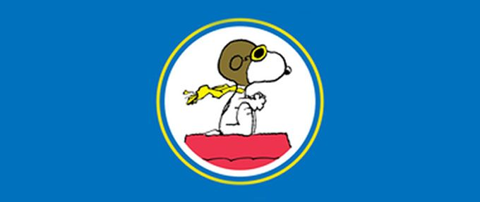snoopy from charles m schulz's peanuts comic