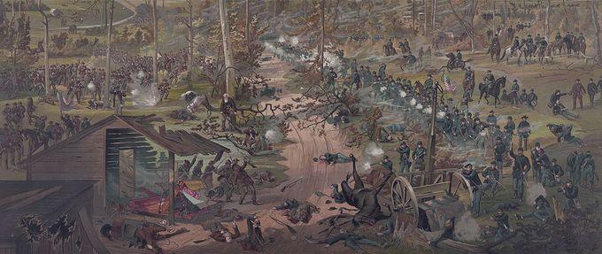 civil war losses