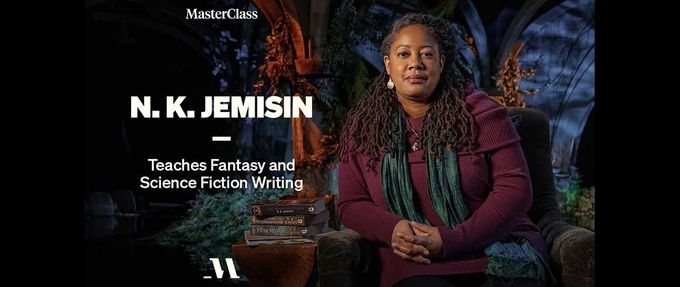 N.K. Jemisin Masterclass feature image