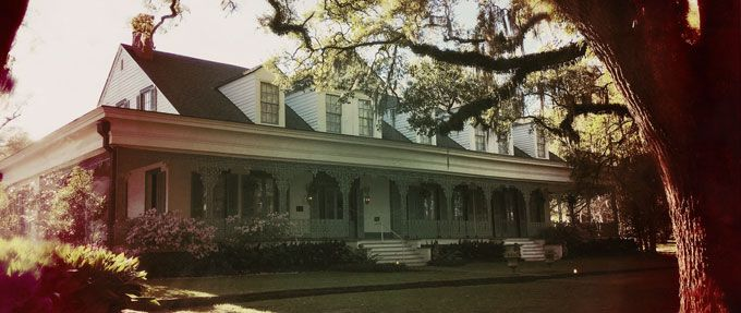 myrtles plantation haunted