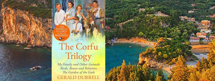 The Corfu Trilogy Giveaway