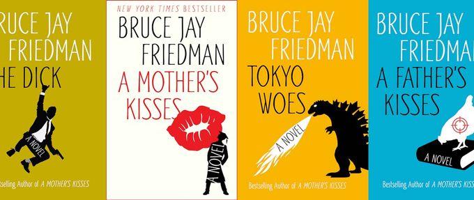 bruce jay friedman books