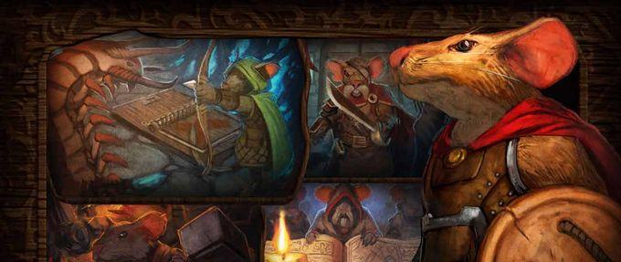 dungeon crawler board games