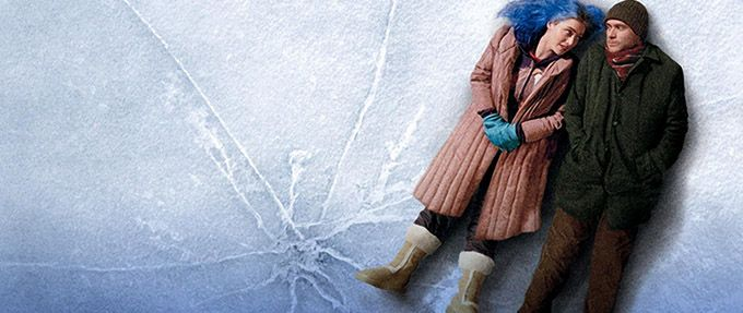 eternal sunshine of the spotless mind, a fantasy romance movie