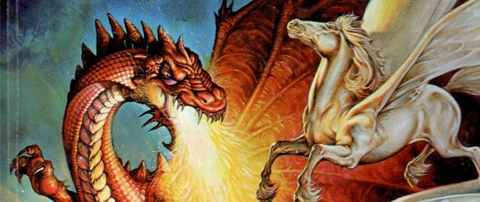 books that inspired Dungeons & Dragons