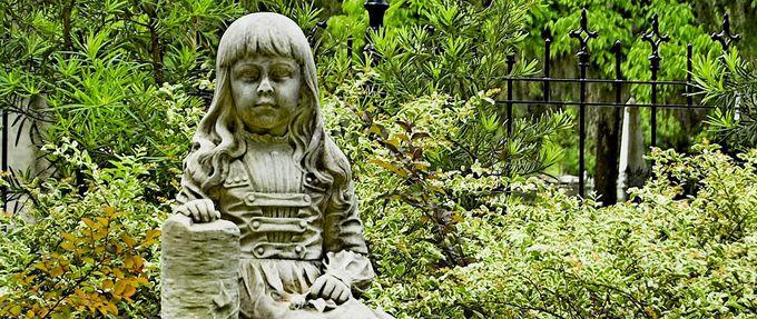 bonaventure cemetery gracie watson