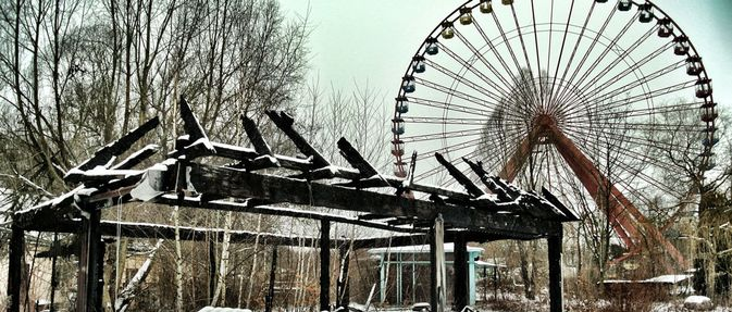 5 Abandoned Amusement Parks That Will Leave You Screaming