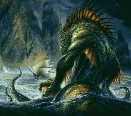 our favorite sea monsters
