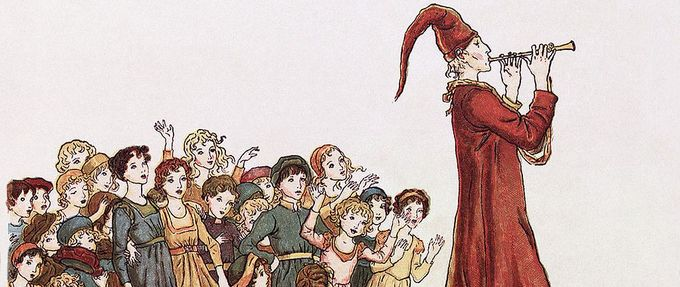 the pied piper of hamelin by robert browning summary