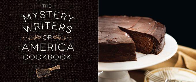 mystery writers cookbook