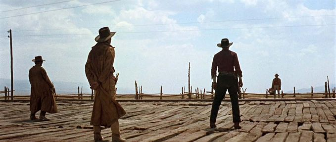 Still from Once Upon a Time in the West, western streaming on netflix