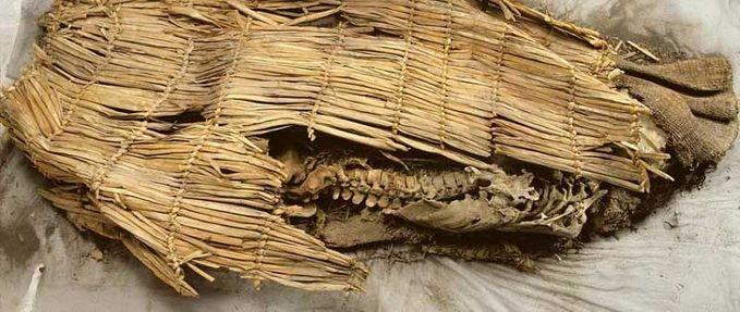 spirit cave mummy