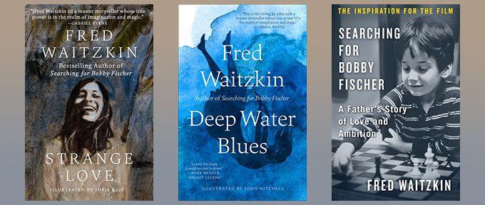 fred waitzkin books