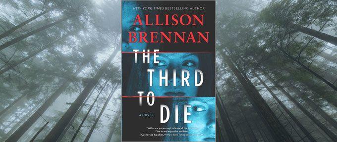 the third to die allison brennan