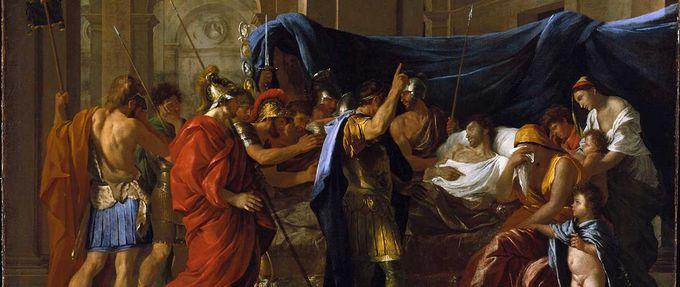 Germanicus's death scene