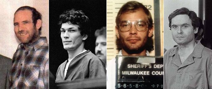 serial killer facts