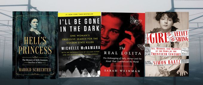 10 Best True Crime Books of 2018