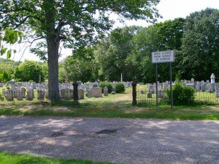 haunted graveyards union cemetery