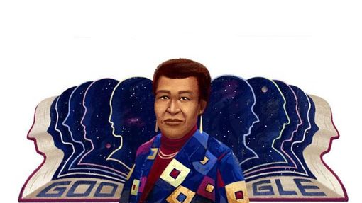 Octavia Butler Google Doodle