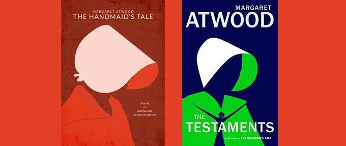 books like The handmaids Tale