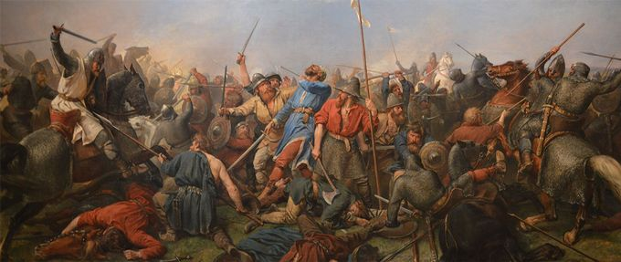 viking battle of stamford bridge