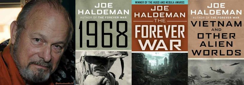 Joe Haldeman feature