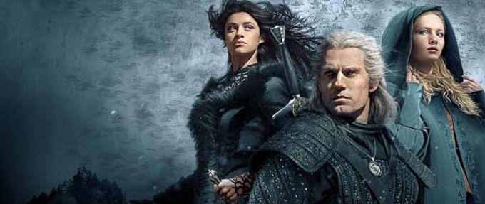 best fantasy shows Netflix