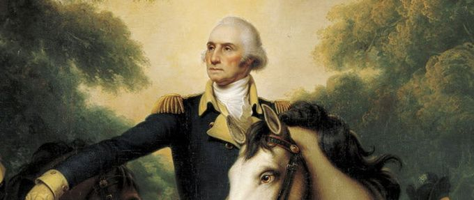 George Washington's Childhood Stories