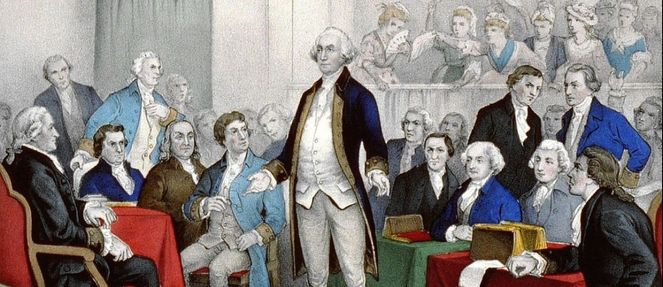 washington's promotions by continental congress