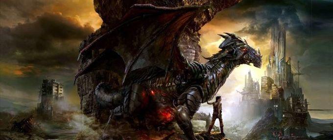 Grimdark Books The Iron Dragon's Daughter
