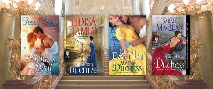 Duchess book bundle feature