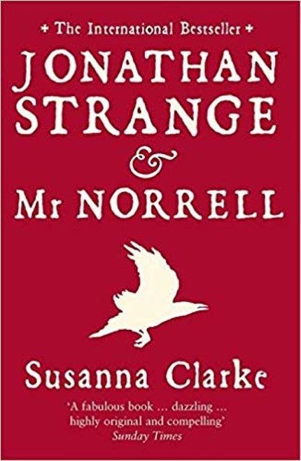Buy Jonathan Strange & Mr. Norrell at Amazon