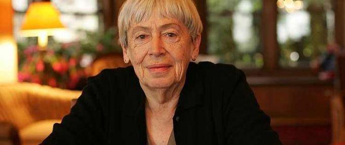 Ursula K. Le Guin books