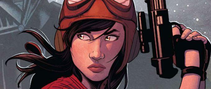 star wars character comic books