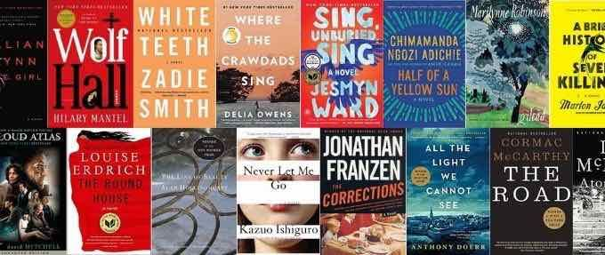 best books of the 21st century feature