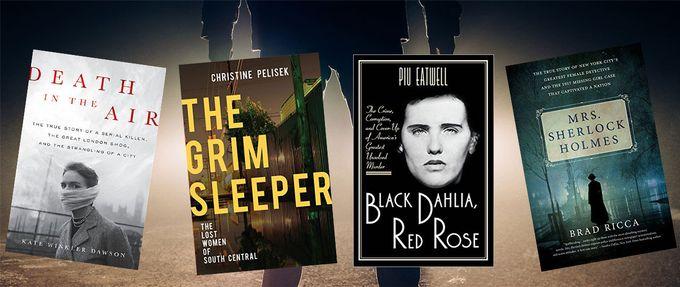 9 Best True Crime Books Of 2017