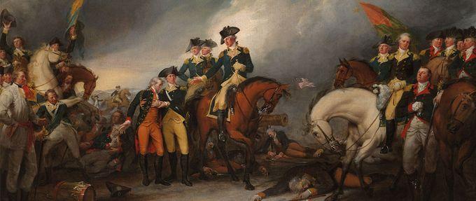 hessians american revolution