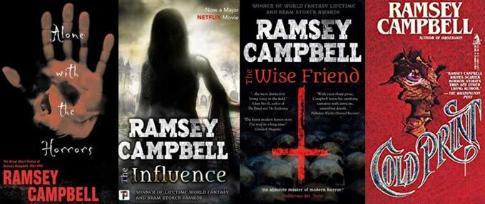 ramsey campbell books